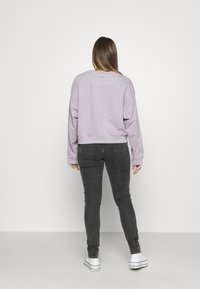 Levi's® - DIANA CREW - Sweatshirt - heather lavender frost garment - 2