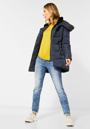Winter coat - blau