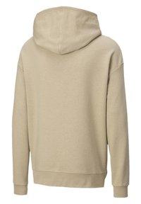 Puma - Zip-up hoodie - pale khaki - 4