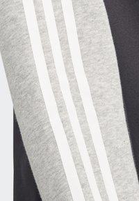 adidas Performance - SPORT ID HOODIE - Zip-up hoodie - grey - 4