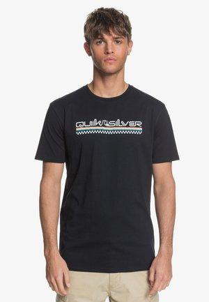 HEADWIND  - Print T-shirt - black