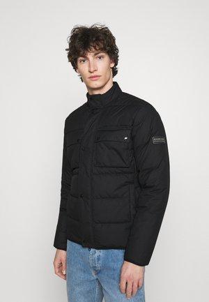TRANSMISSION THROTTLE BAFFLE - Zimní bunda - black