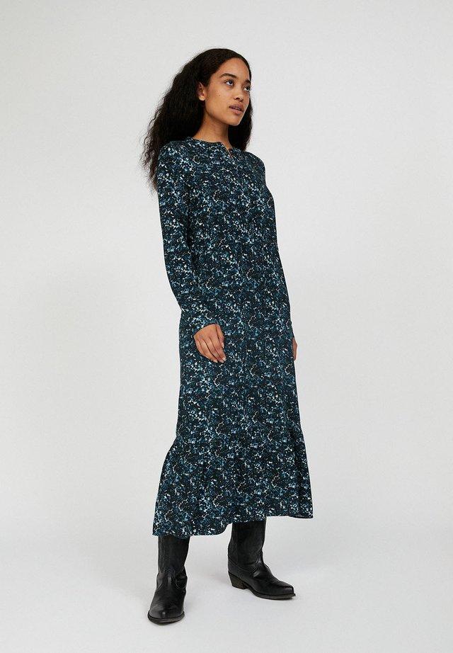 Maxi dress - deep lake