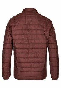 Calamar - Winter jacket - bordeaux - 1