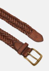 Polo Ralph Lauren - Belt - dark brown - 2