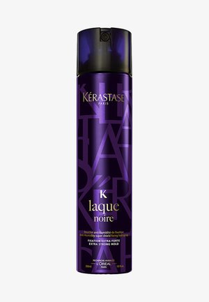 LAQUE NOIRE HAARSPRAY - Hair styling - -