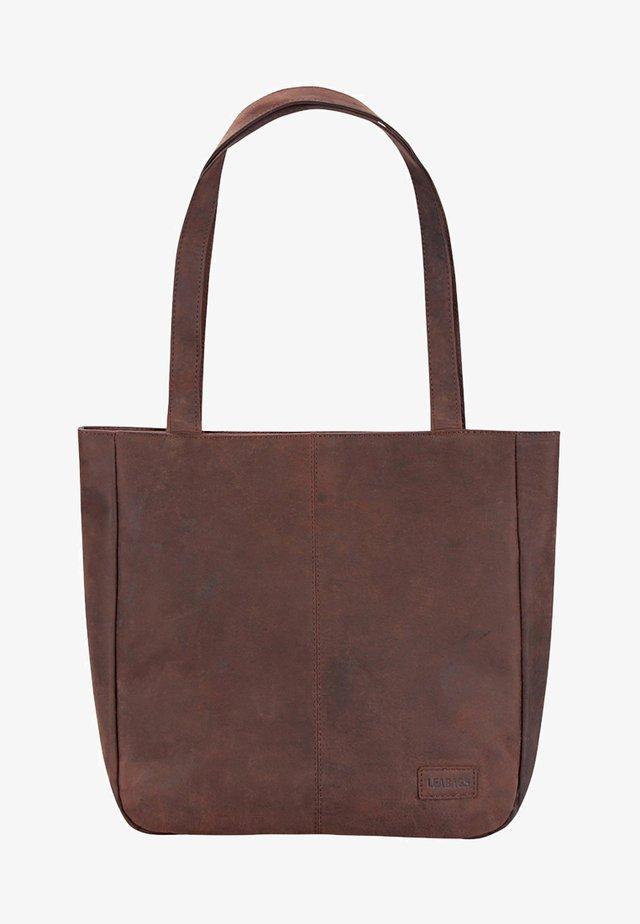 SHOPPER DARLINGTON - Tote bag - brown