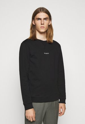 LENS - Sweatshirt - black/white