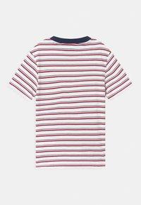 Tommy Hilfiger - STRIPE - Pyjama top - white - 1