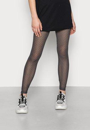 VMXANNA - Leggings - Trousers - black