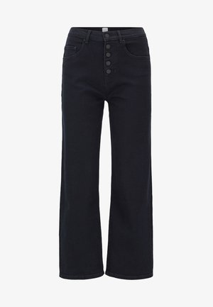 STEPNEY - Bootcut jeans - dark blue