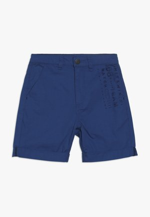 WOVEN SHORTS - Shorts - electric blue