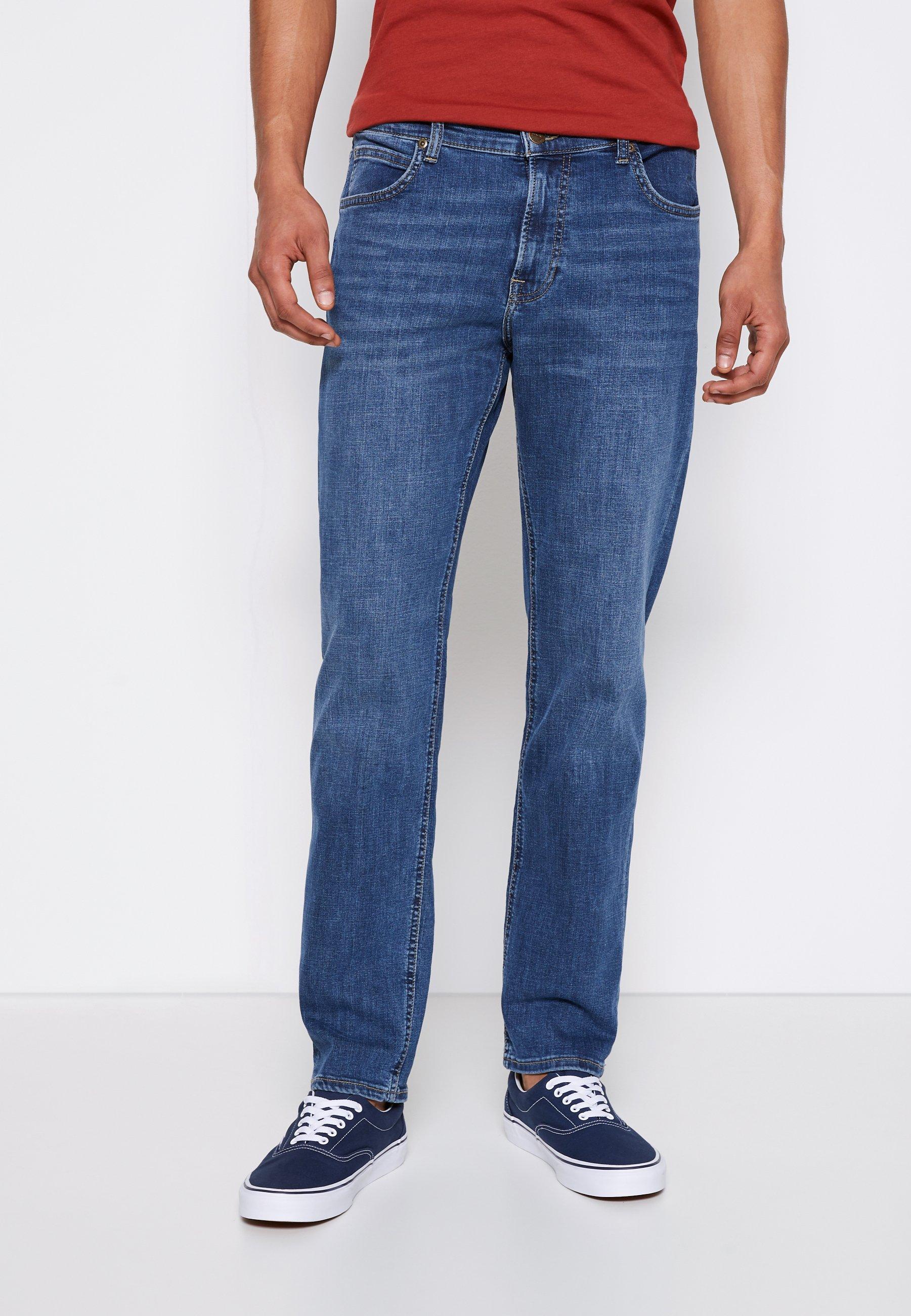 Men WEST - Straight leg jeans