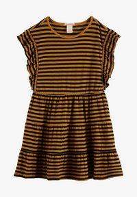 Scotch & Soda - Jersey dress - brown - 0