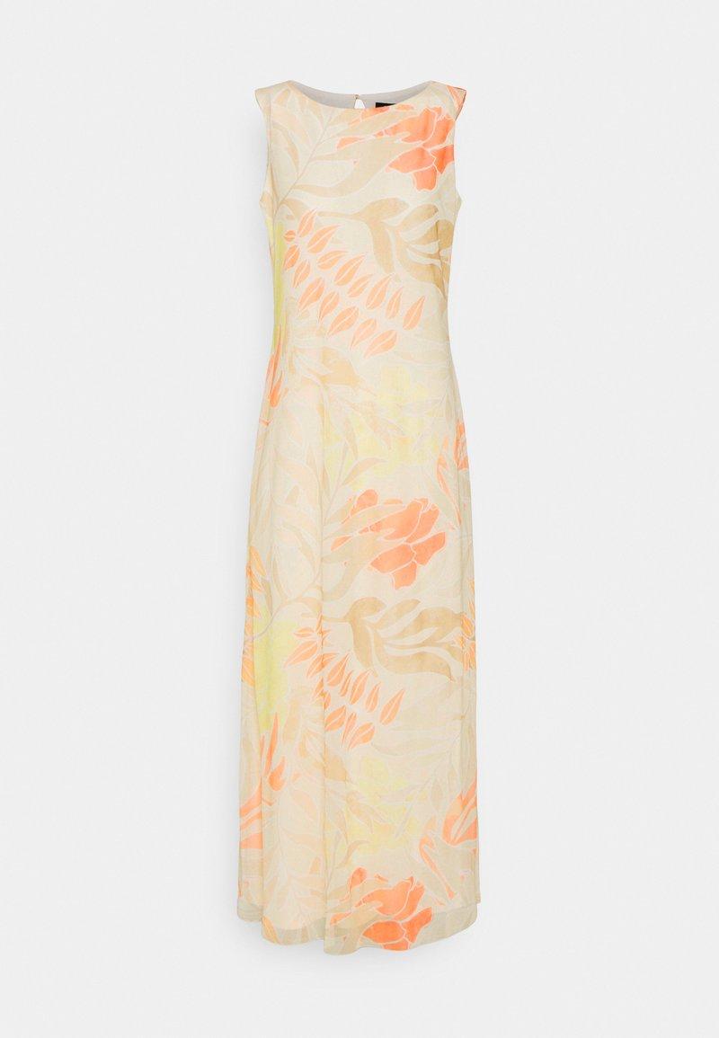 comma - Maxi dress - coral