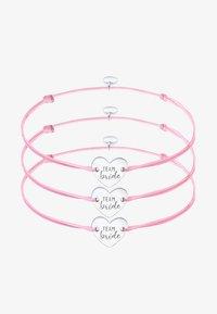 Elli - SET - Bracelet - rose-coloured - 2