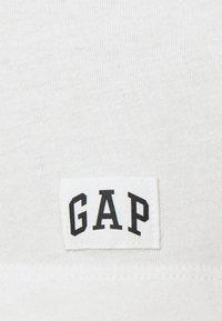 GAP - CREW JOCK TAG 3 PACK - Basic T-shirt - blue - 6