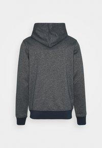 Jack & Jones - JCOKOBE ZIP HOOD - Zip-up hoodie - navy blazer - 1