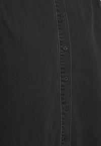 EDITED - SIENA DENIM DRESS - Shirt dress - black washed - 2