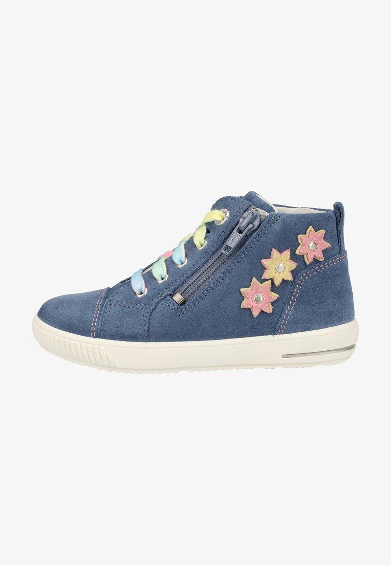 Superfit - Sneakers alte - blue