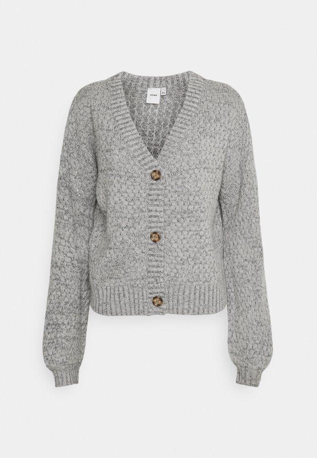 IHOLANDA - Cardigan - grey melange