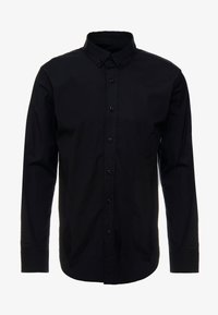 BY GARMENT MAKERS - THE ORGANIC SHIRT - Skjorter - black - 4