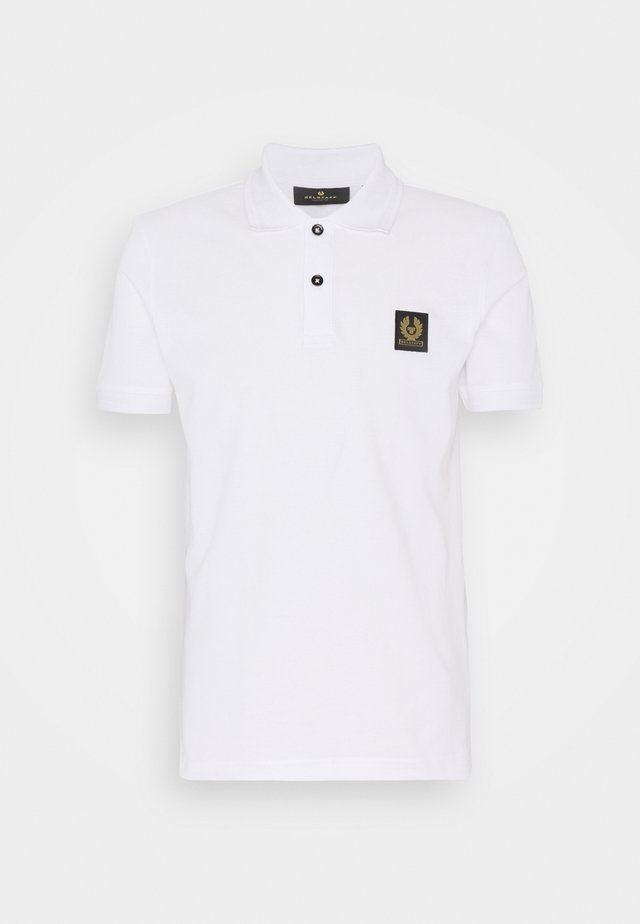 SHORT SLEEVED - Poloshirts - white