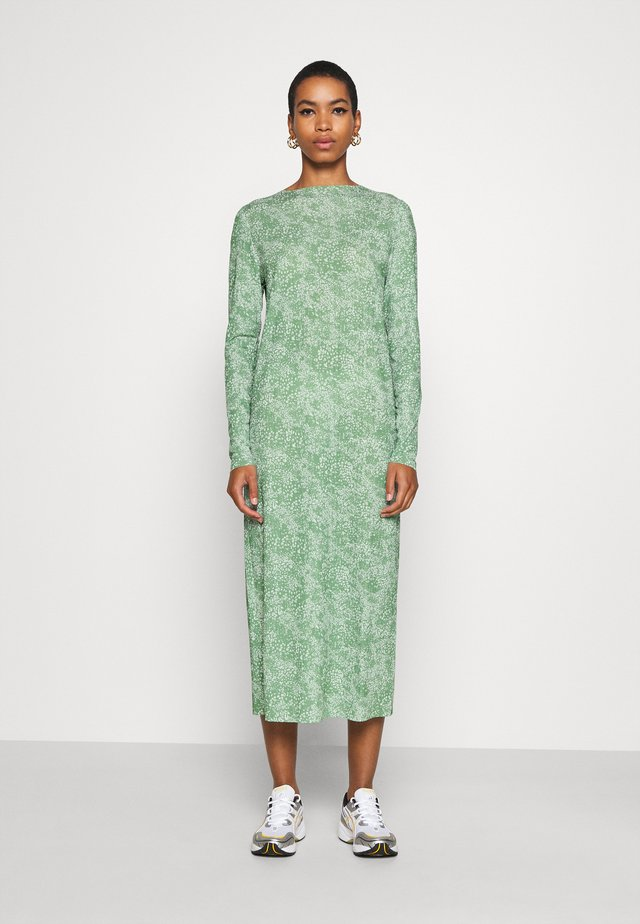 DAGMAR - Maxi-jurk - light green