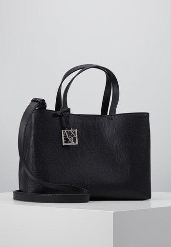 SHOPPING BAG - Sac à main - black