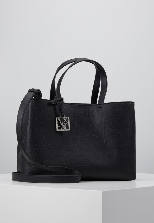 SHOPPING BAG - Handtasche - black