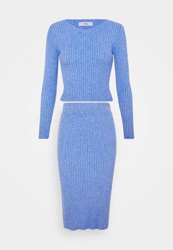 KYLIE LOUNGE SET - Jersey de punto - cornflour blue