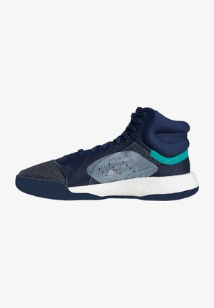 MARQUEE  - Basketball shoes - collegiate navy / solid grey / grey six
