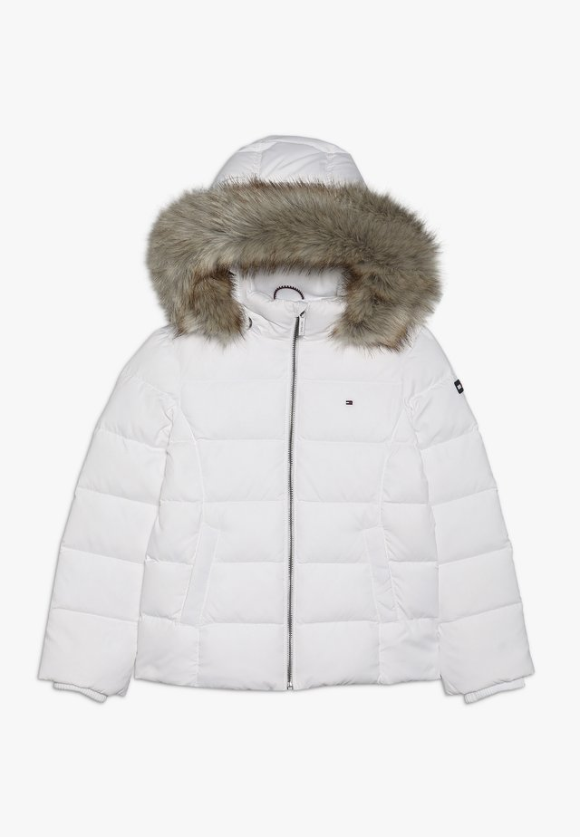 ESSENTIAL BASIC JACKET - Chaqueta de plumas - white