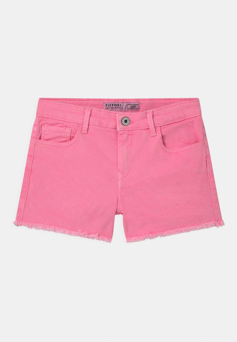 Tiffosi - Denim shorts - pink