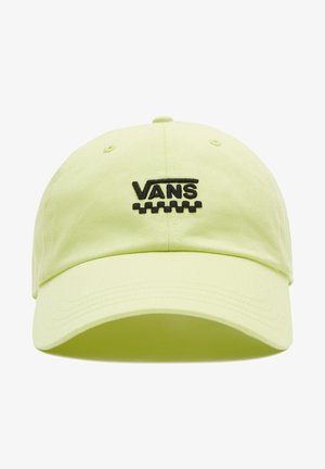 WM COURT SIDE HAT - Cap - sunny lime