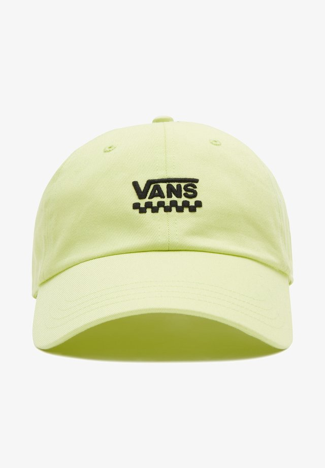 WM COURT SIDE HAT - Casquette - sunny lime