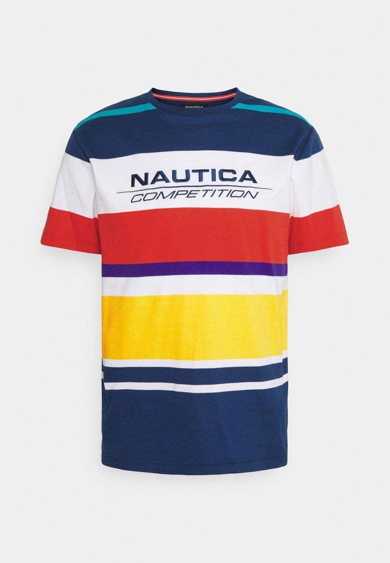 NAUTICA COMPETITION - ZABRA - Print T-shirt - multi