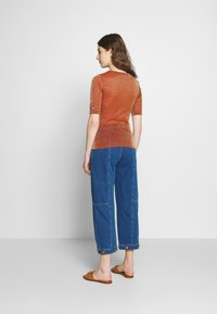 See by Chloé - T-shirt imprimé - misty red - 2
