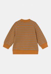 Name it - NBMKALVIN - Zip-up sweatshirt - thai curry - 1