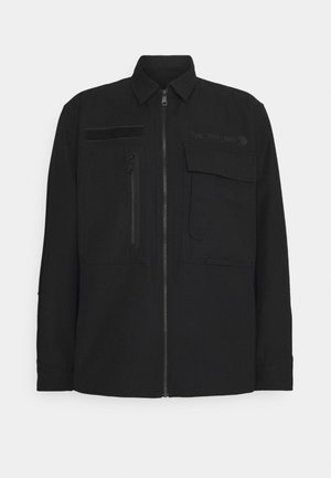 S-HOTEL CAMICIA - Summer jacket - black