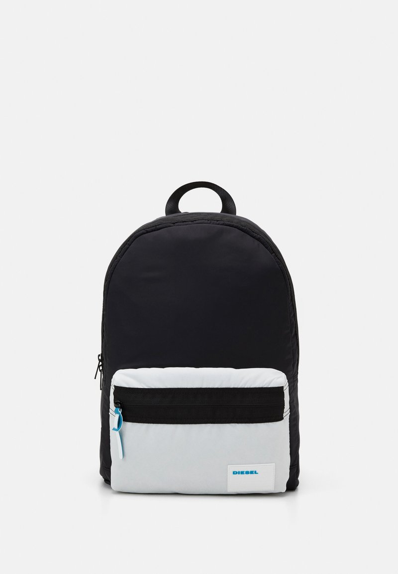 Diesel - DISCOVER ME MIRANO BACKPACK - Batoh - black/white