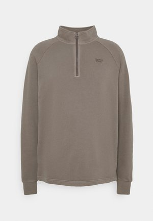 HALFZIP - Sweatshirt - trek grey