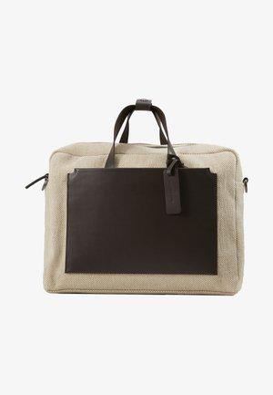 UNISEX - Notebooktasche - beige