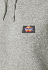 Dickies - OAKPORT HOODIE - Sweatshirt - grey melange - 5