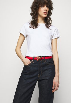 CINTURA BELT - Belt - lipstick red
