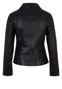 7eleven - TERRY - Leather jacket - black - 4