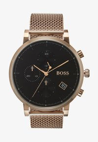BOSS - INTEGRITY - Chronograph - rose gold-coloured - 0