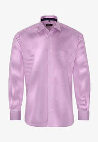Eterna - MODERN FIT - Shirt - pink/weiss - 3