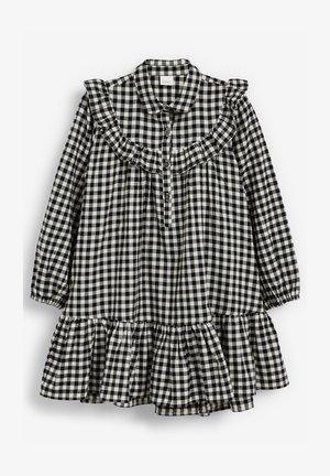 FRILL DETAIL - Shirt dress - multicoloured