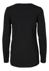 MAMALICIOUS - NURSING 2PACK - Bluzka z długim rękawem - black/black - 5